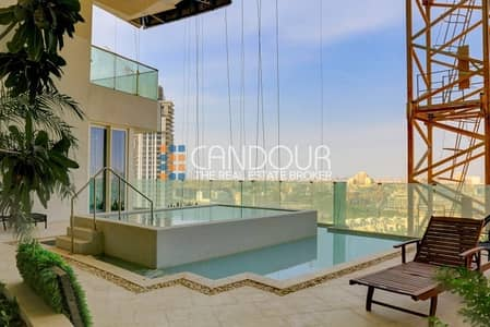 2 Bedroom Penthouse for Sale in Palm Jumeirah, Dubai - 2 Bedroom Hotel Apt with Pool | Fully Furnished
