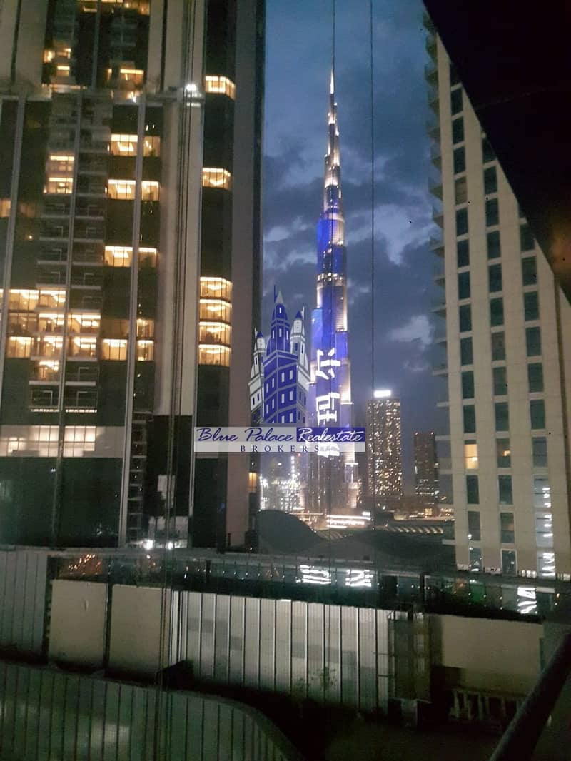 18 Signature Tower 1br with Burj KHalifa View