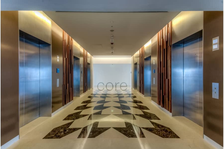 10 Famous semi fitted office in Burj Daman