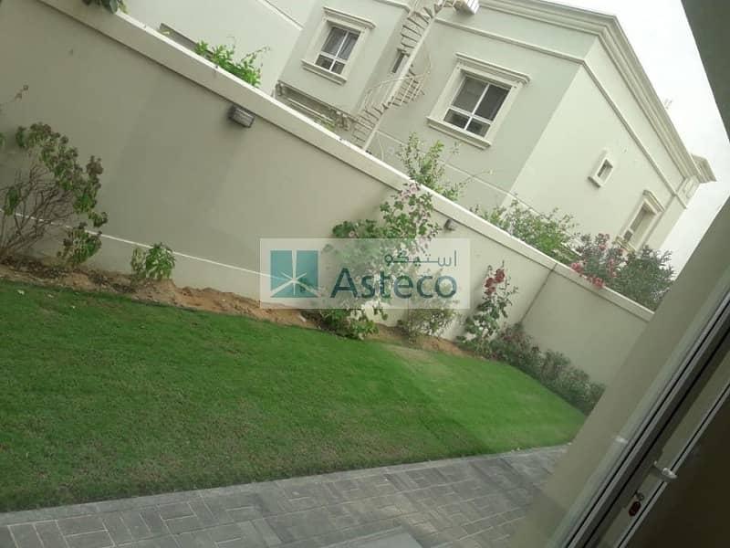 Al Manara villa 13 Months contract 200k/4 cheques