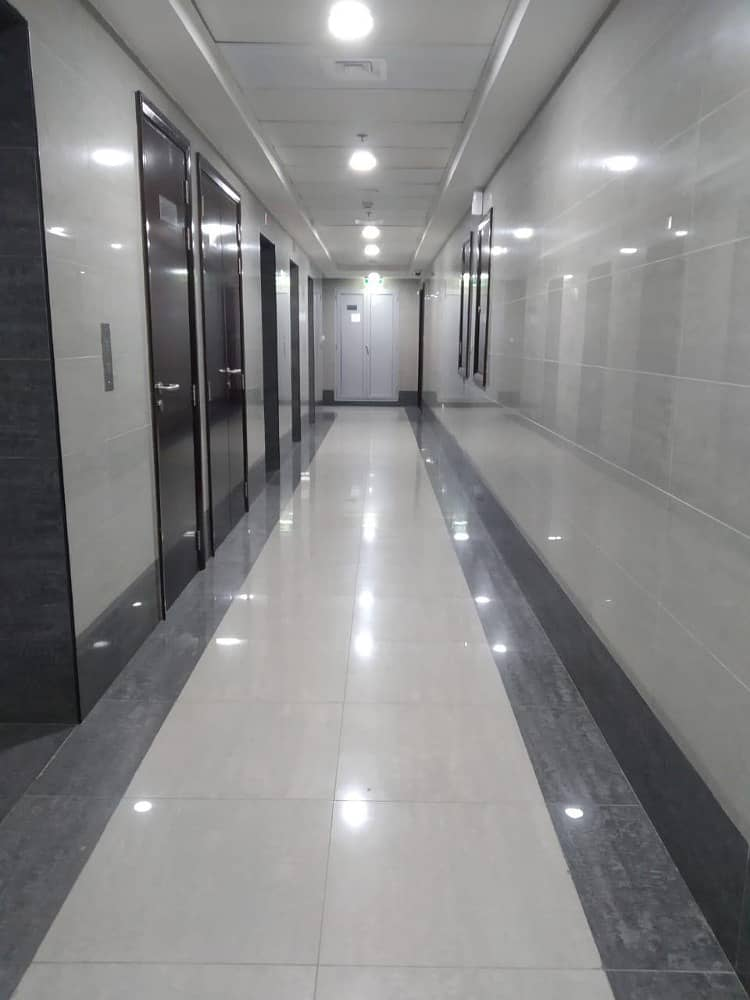 MARINA DEC TOWER VACANT STUDIO WITH BALCONY, EQUIPPED KITCHEN 42K/4
