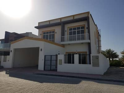 JVC BRAND NEW LUXURIES, 5 BED ROOM VILLA,WITH MAID, GARDEN,STORE, LAUNDRY, PRICE 3.2/m