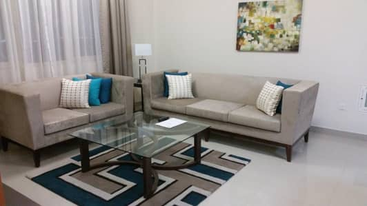1 Bedroom Apartment for Rent in Downtown Jebel Ali, Dubai - Stunning Fully Furnished One Bedroom Big Size