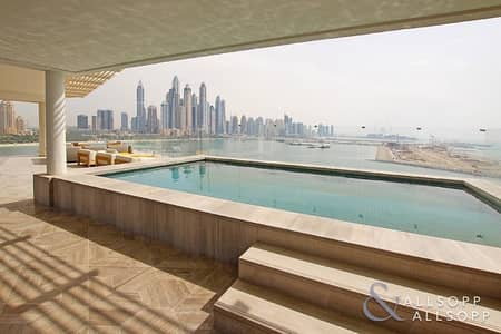 3 Bedroom Penthouse for Rent in Palm Jumeirah, Dubai - Penthouse | Private pool | 5* Residences