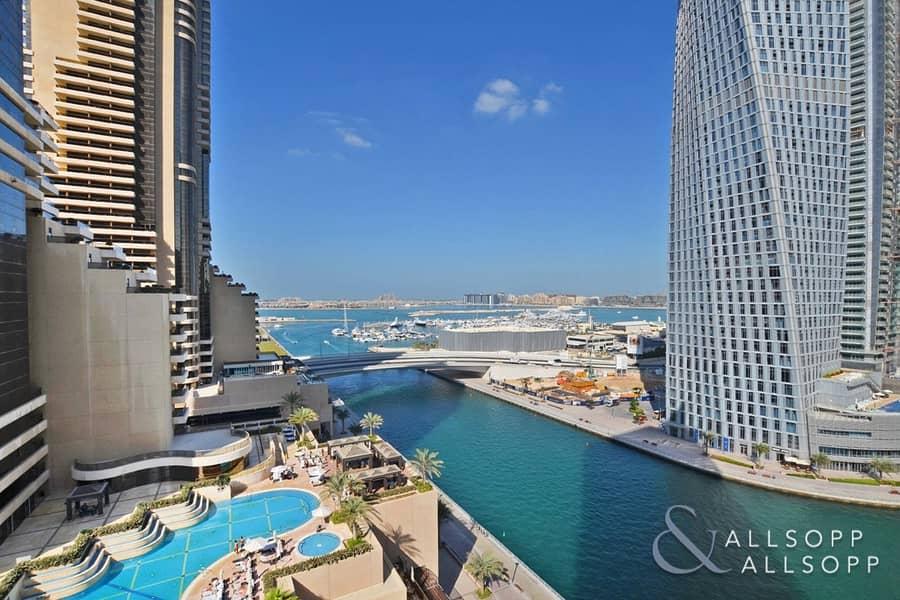 2 New Listing | Full Sea Views | x2 Balconies