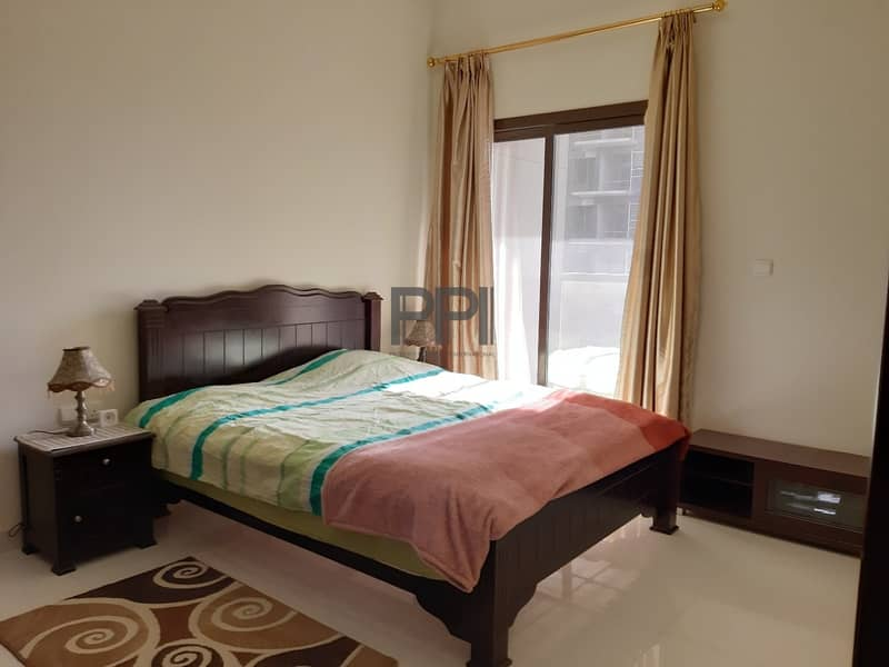 Exclusive  fully furnished 1 Bedroom apartment for rent in Elite sports residences 6.