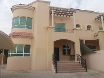 5 Bedroom Villa for Rent in Mohammed Bin Zayed City, Abu Dhabi - Nice 5 BR villa for rent  with big yard---MBZ city