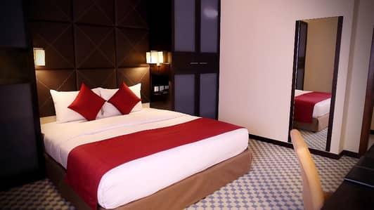 شقة في منطقة الكورنيش 1 غرف 94000 درهم - 3099000