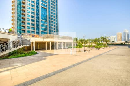 Shop for Rent in Jumeirah Lake Towers (JLT), Dubai - Spacious fitted retail available in JBC 4