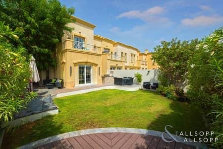 3 Bedroom Villa for Sale in The Springs, Dubai - 3 Bed + Maid's | Corner Villa | Single Row