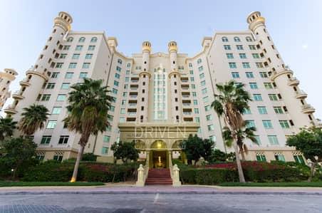 فلیٹ 1 غرفة نوم للايجار في نخلة جميرا، دبي - Huge 1BR I Full Sea and Burj Al Arab View