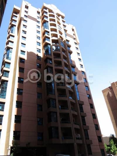 شقة 2 غرفة نوم للبيع في النعيمية، عجمان - شقة في أبراج النعيمية النعيمية 2 غرف 335000 درهم - 3989982