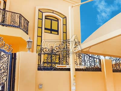5 Bedroom Villa for Rent in Khalifa City A, Abu Dhabi - Stunning Five Bedroom Villa in KCA with Private entrance for rent!