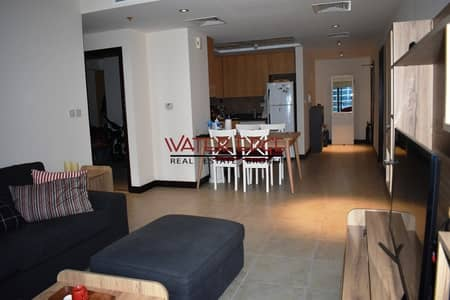 2 Bedroom Flat for Rent in Jumeirah Lake Towers (JLT), Dubai - Furnished 2BR in Goldcrest Views