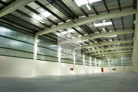 Warehouse for Rent in Dubai Industrial Park, Dubai - Brand new warehouse w/ multiple units |DIC