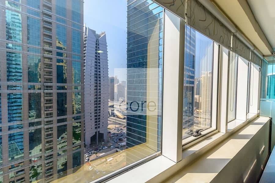 10 Fitted Office | Mid Floor | DMCC Freezone