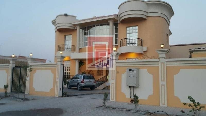 8 Bhk beautiful villa avilable in Al Mowaihat 2