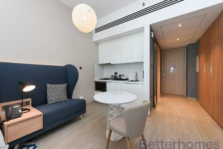 Studio for Rent in Al Sufouh, Dubai - Furnished Studio | Chiller Free | ONE MONTH FREE