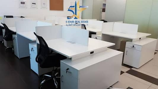 Furnished Office in Tecom Barsha