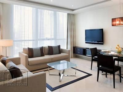 2 Bedroom Apartment for Rent in Jumeirah Lake Towers (JLT), Dubai - High Floor- Newly Fully Furnished - Available Now