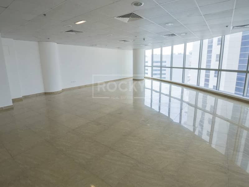 2 Fitted and Unfurnished Office in Barsha Heights