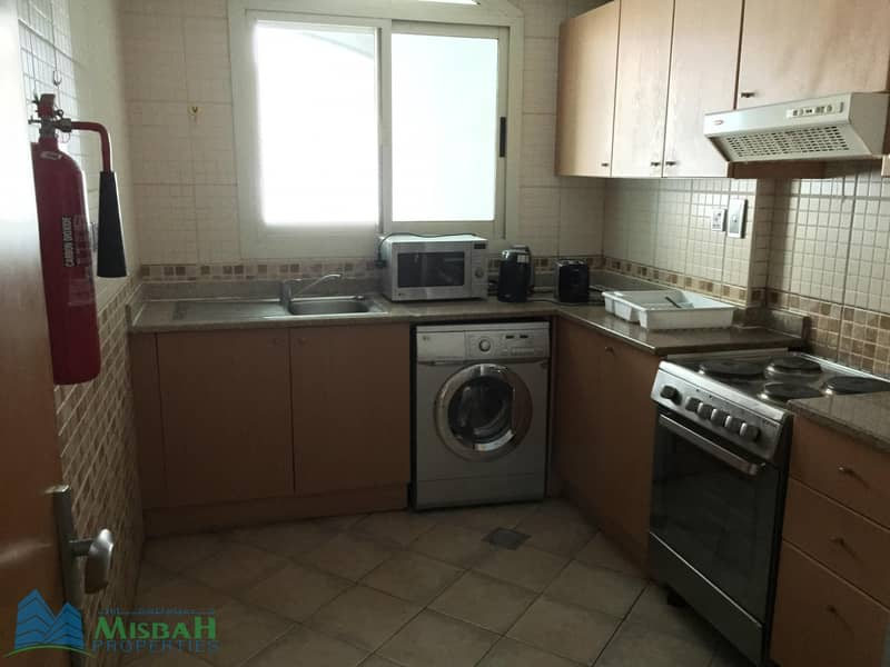 2 Best Offer_Furnished 1 BHK Apt @ 50K  Near MOE In Al Barsha 1