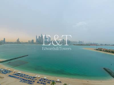 1 Bedroom Apartment for Sale in Palm Jumeirah, Dubai - 1 bed Oceana apartment with the best view