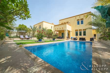 3 Bedroom Villa for Sale in Jumeirah Park, Dubai - Swimming Pool | 3 Bed | Large | Exclusive