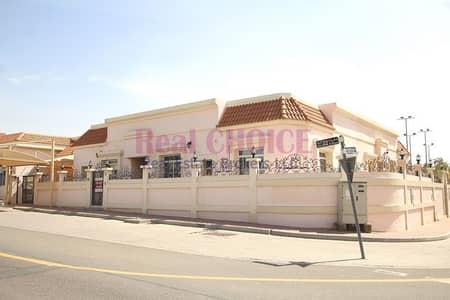 3 Bedroom Villa for Rent in Mirdif, Dubai - 3 Bedroom Villa I Corner Lot I Single Storey