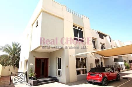 3 Bedroom Villa for Rent in Mirdif, Dubai - Stylish 3 Bedroom Villa With Maid's Room