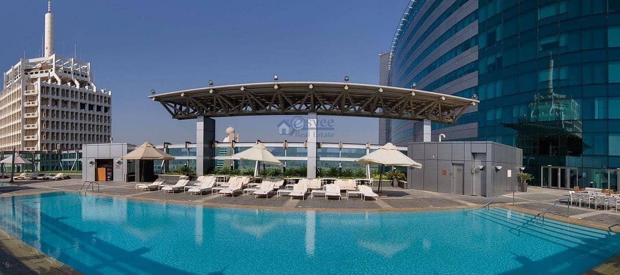 14 Luxuary 4Br Duplex Signature Apartment for RENT in Jumeirah Living