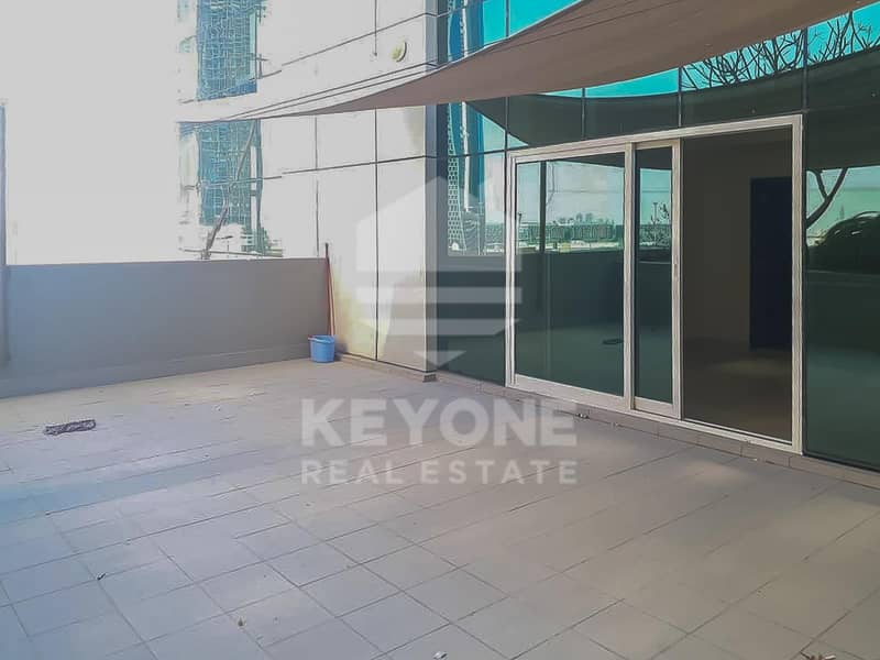 14 Vacant | Unfurnished | Scala Tower | 4 Cheques