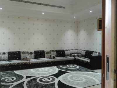 1 Bedroom Flat for Rent in Al Zahraa, Abu Dhabi - Excellent/ Spacious 1 Bedroom, in Villa, 85K/ AED Yearly, Near Al-Bateen Airport, Abu Dhabi
