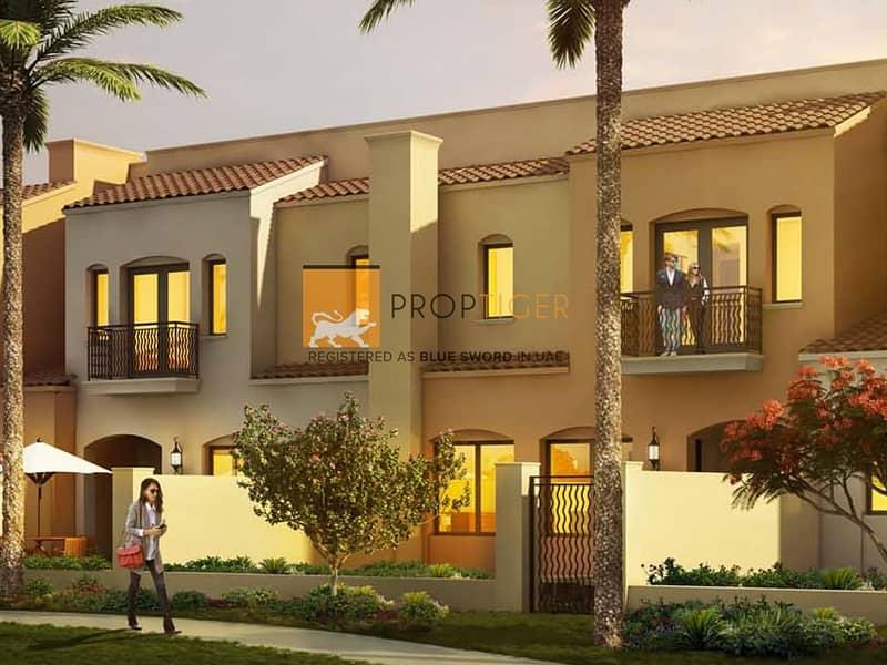 2 Casa Viva Townhouses in Serena by Dubai Properties - Off Plan