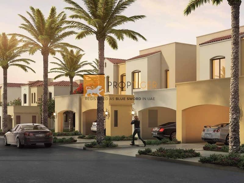 11 Casa Viva Townhouses in Serena by Dubai Properties - Off Plan