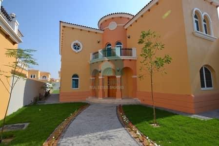5 Bedroom Villa for Rent in Jumeirah Park, Dubai - Close To Mosque | Large Legacy | 5 Bedroom Villa