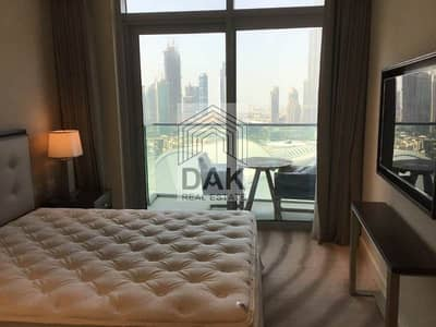 2 Bedroom Apartment for Rent in Downtown Dubai, Dubai - Bills Included | Multiple Units |Brand New