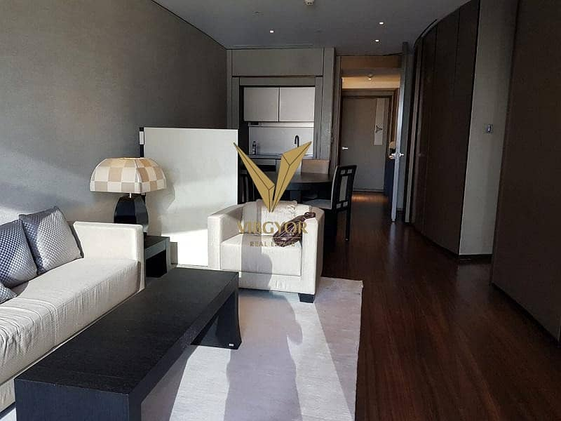2 1 Bed Serviced Apt in Armani Residences
