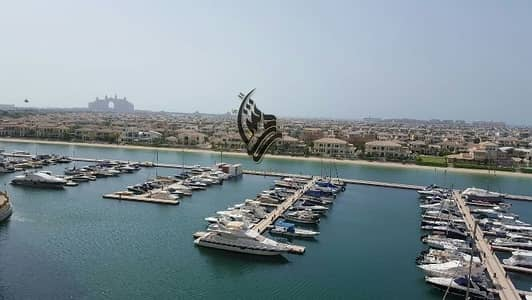 2 Bedroom Flat for Sale in Palm Jumeirah, Dubai - Best Investment/2 BR+M Rented/sea and pool view