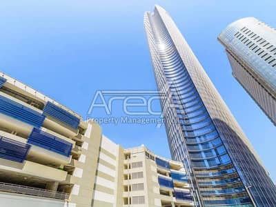 Office for Sale in Al Reem Island, Abu Dhabi - Great Deal! Cozy 3 Offices for sale! Shell and Core with Panoramic Sea View