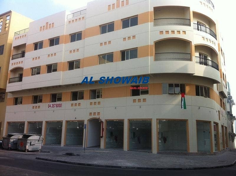 Studio Flat Available behind Malabar supermarket Naif Deira