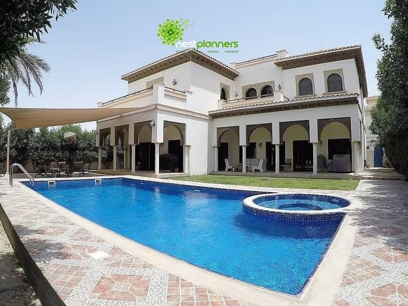 Stunning 5 BedRoom Villa  Maids   Flexible Cheques