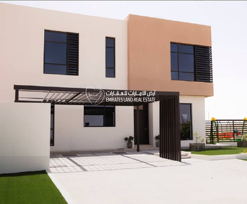 2 3 Bedroom Classic Townhouse in Nasma Residences