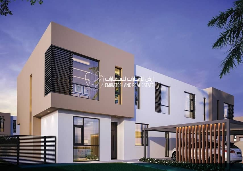 12 3 Bedroom Classic Townhouse in Nasma Residences
