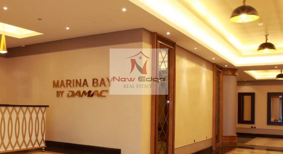 2 FLEXIBLE PAYMENTS 1 BD W/BALCONY MARINA BAY DAMAC