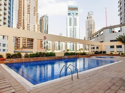 Studio for Rent in Dubai Marina, Dubai - Stunning Studio Apartment  for Rent | Unfurnished