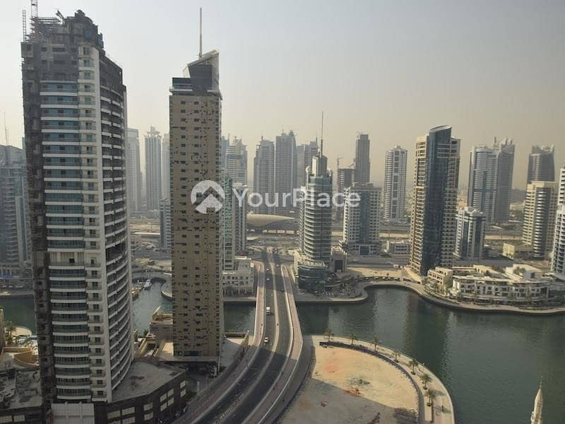 2 Stunning 3BR Apartment for Rent | Kitchen Equipped | Sky View Tower