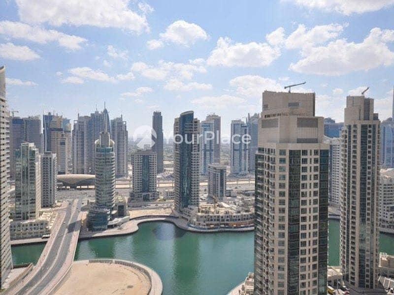 43 High Floor|2 Bedroom|Royal Oceanic|Dubai Marina