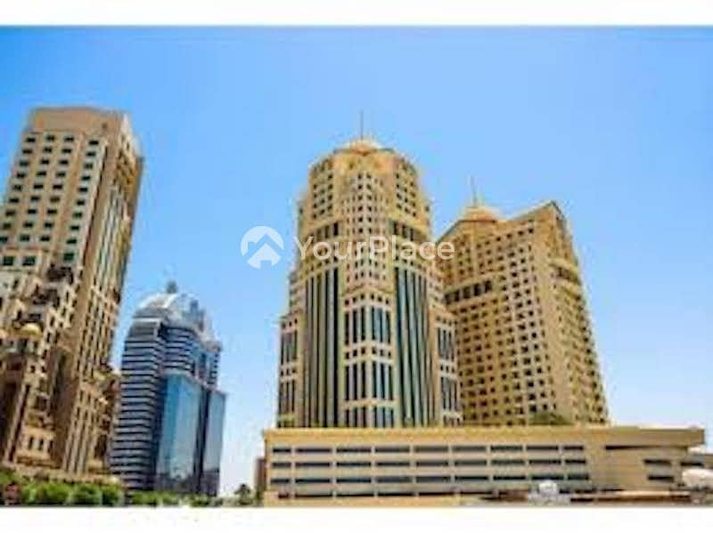 10 Spacious 1 BR|Palace Tower 1|Silicon Oasis