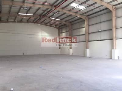 Aed 23/Sqft No Tax || 5278 Sqft Warehouse || DIC